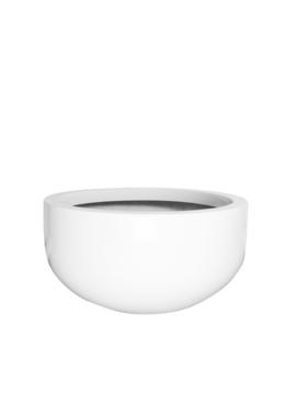 Witte potten Manhattan