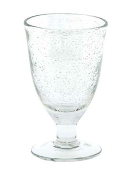 DutZ Drinkglas clear bubbles