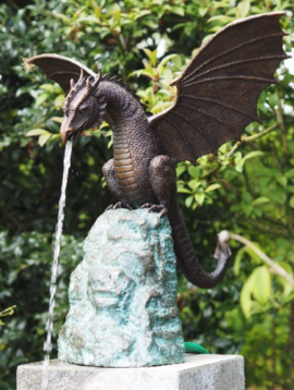 Spuitfiguur The Dragon