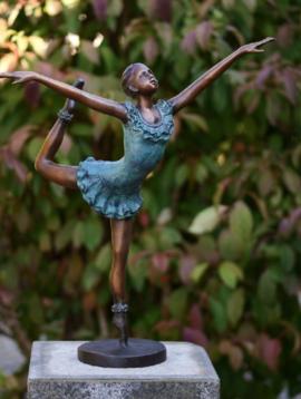 Beeld tuin ballerina