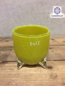 DutZ Evita mustard vazen