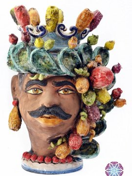 Sicily & More Prickly Pear King