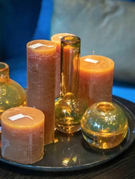 DutZ DutZ kaarsen amber
