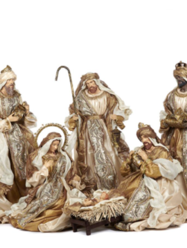 Goodwill Luxe kerststal
