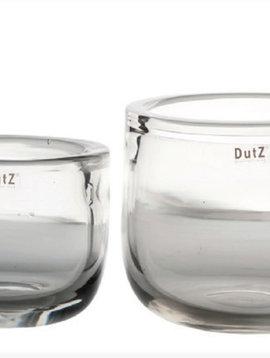 DutZ Bowl Thick Glass 1