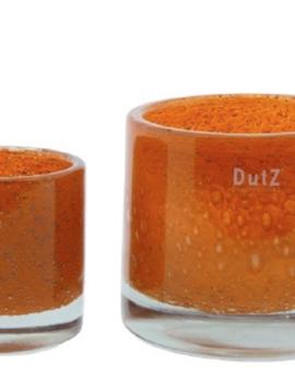 DutZ Oranje vazen Thick orange