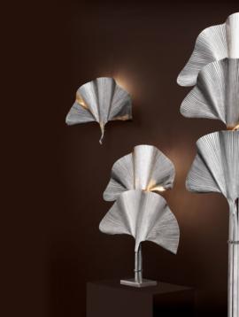 Eichholtz Zilveren lamp Las Palmas