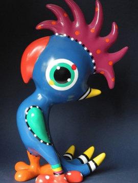 Beeld vogel Cockatoo Pex