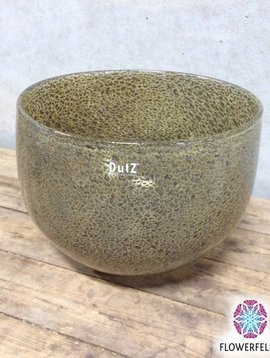DutZ Bowl big silverbrown