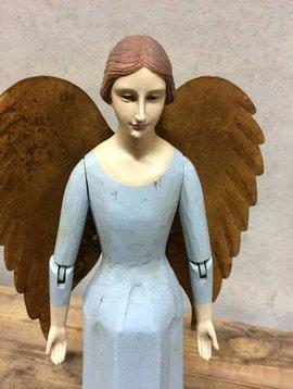 Engel blauw