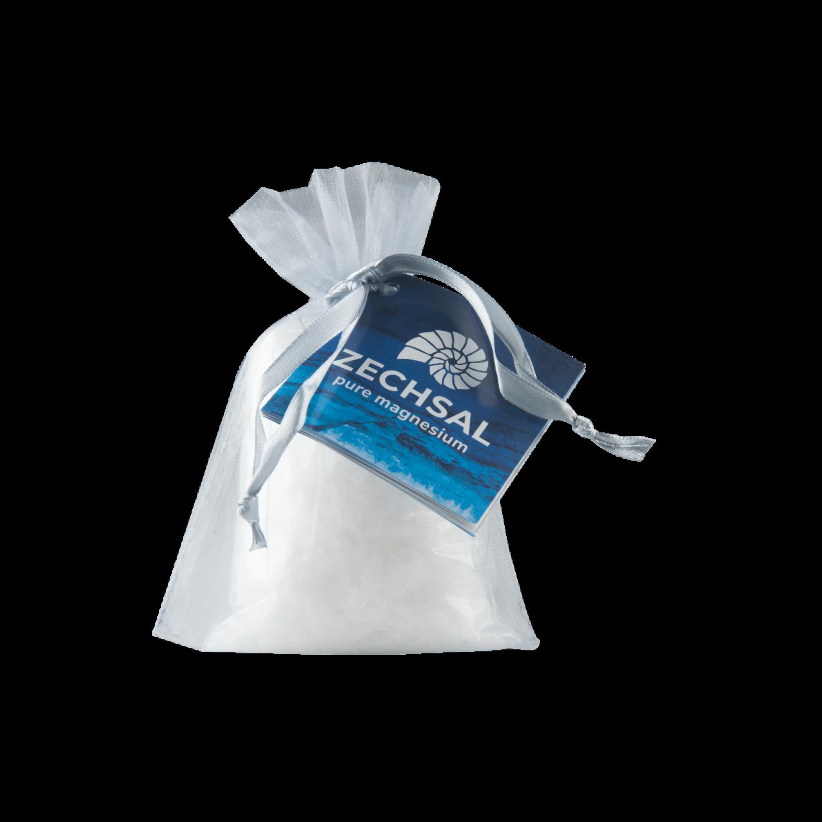 Zechsal Zechsal magnesium geschenkverpakking voetbad 125g