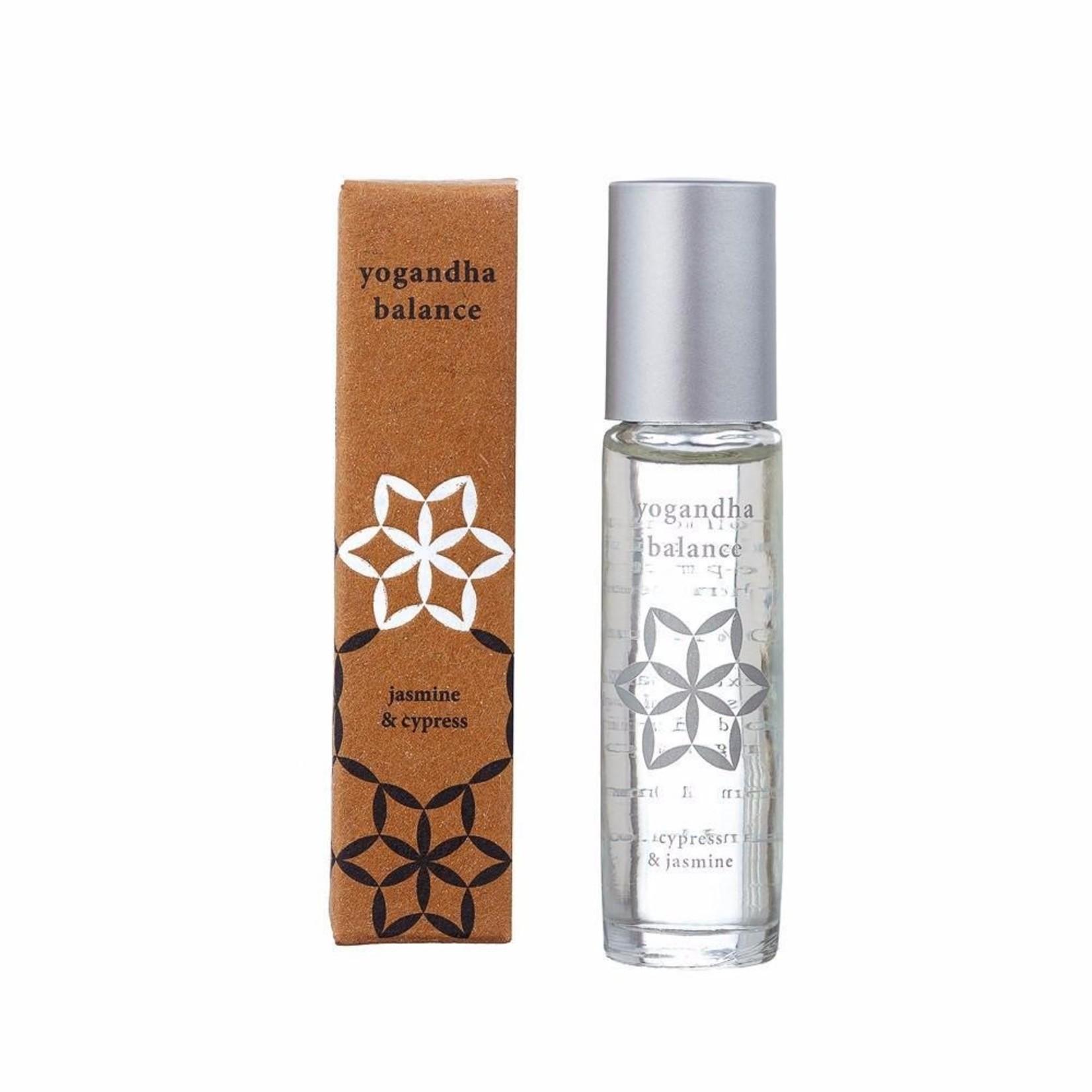 Yogandha Yogandha Balance rollerball - emotionele en hormonale balans - wellness perfume
