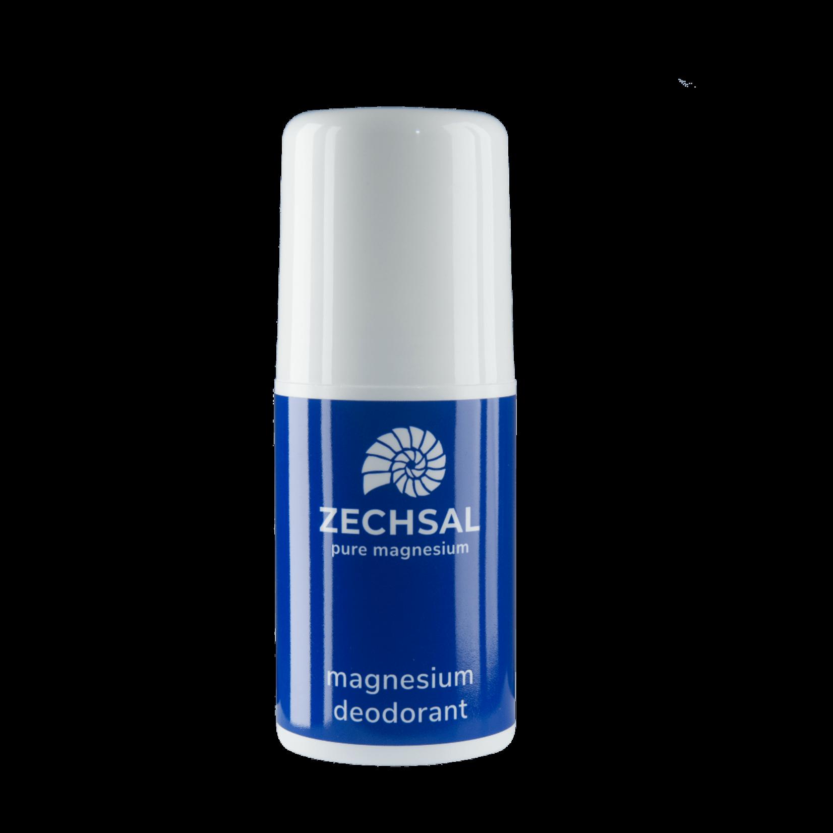 Zechsal Zechsal magnesium deodorant - na drie weken gebruik wil je niks anders meer!