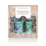 Findhorn Essences Feeling Prosperous bloesemspray en aromaspray - duopakket Findhorn Essences