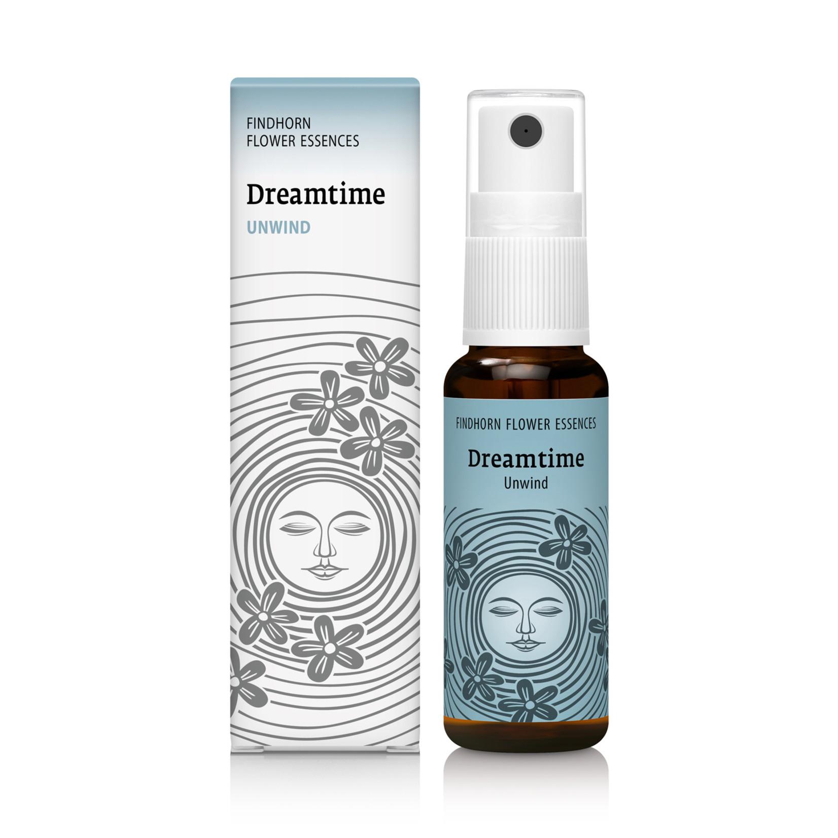 Findhorn Essences Findhorn Essences 'Dreamtime' bloesemspray  - verstoorde slaappatronen