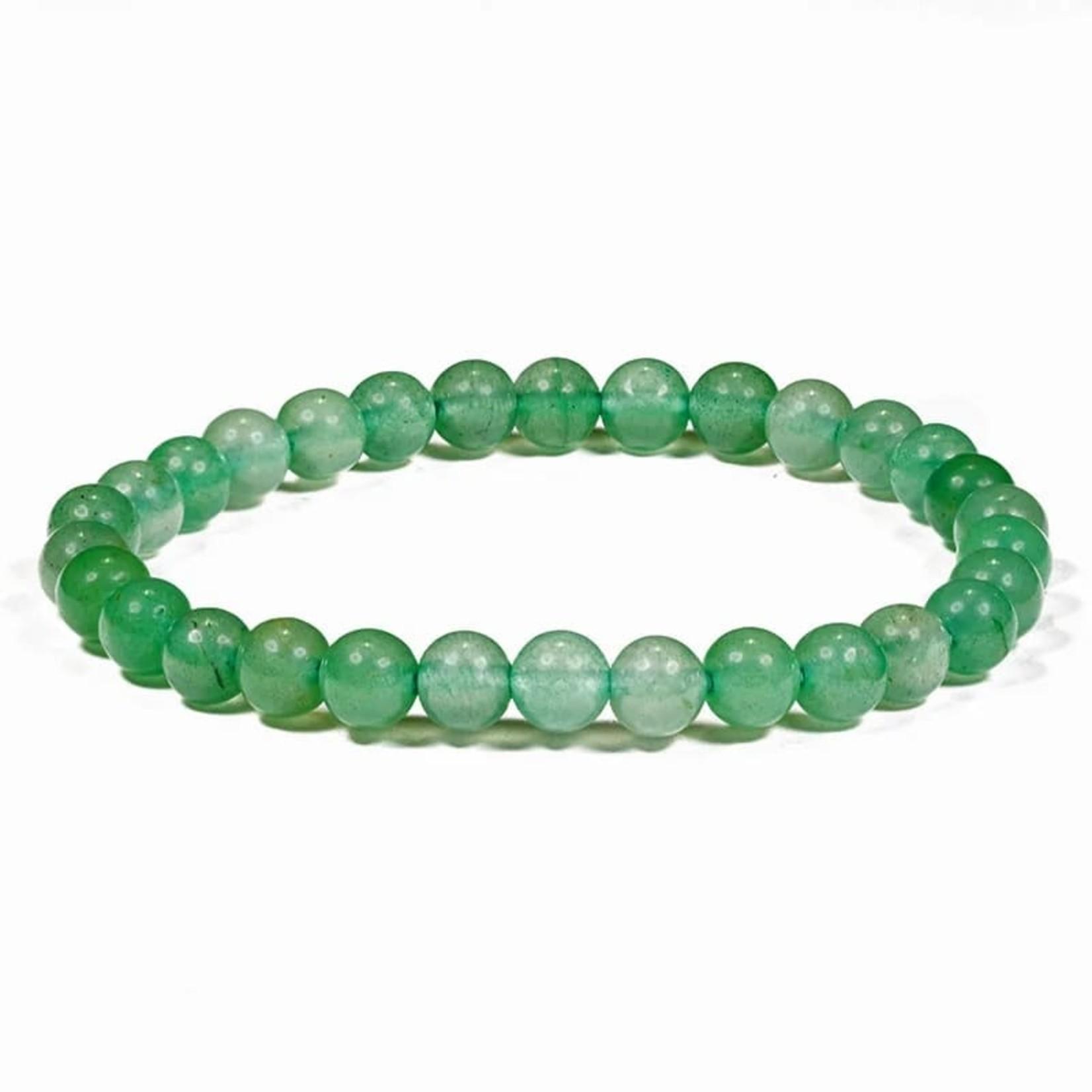 Armband groene Aventurijn