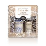 Findhorn Essences Feeling Calm bloesemspray en aromaspray - duopakket Findhorn Essences