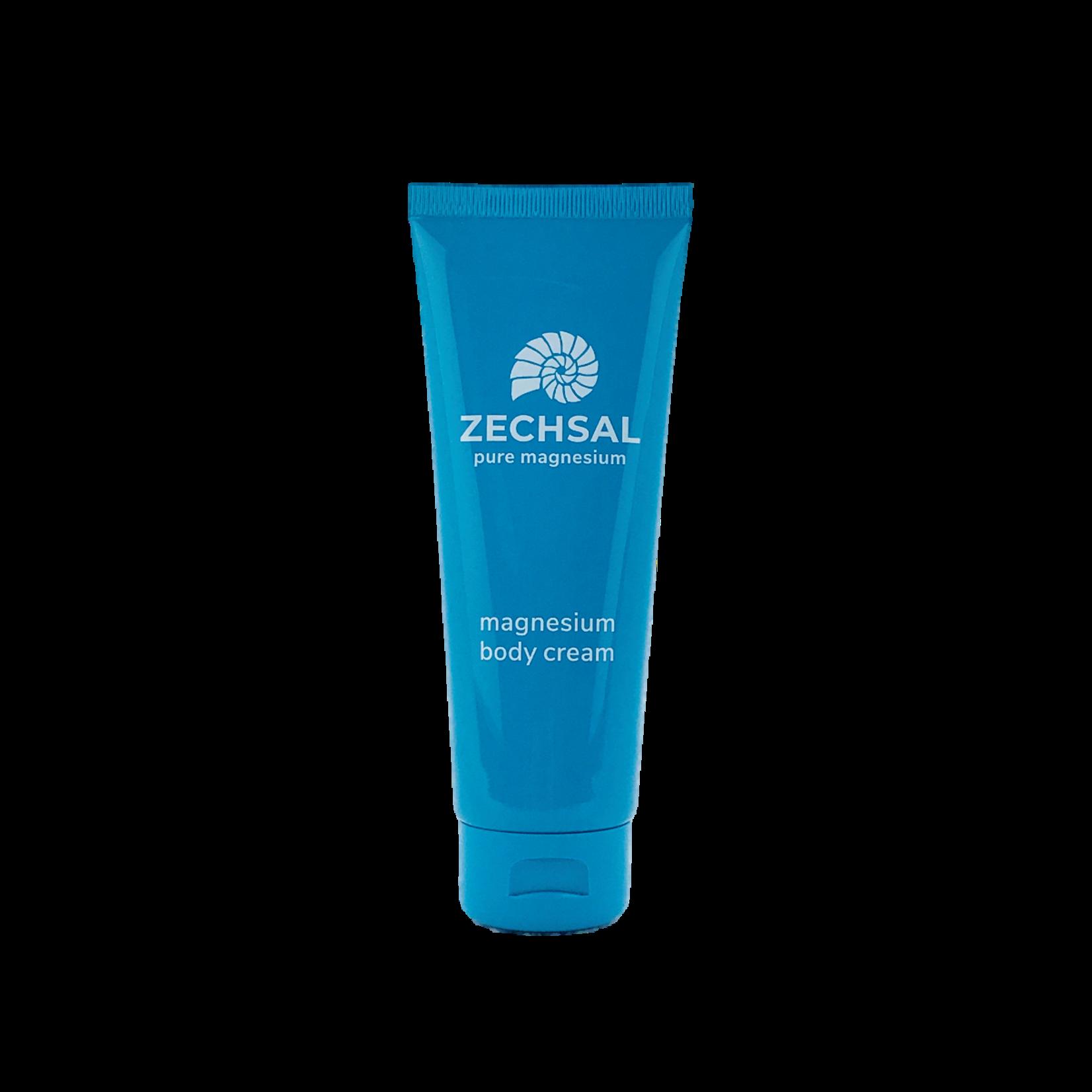 Zechsal Zechsal Body Cream -  helend bij huidproblemen (3% magnesiumchloride)