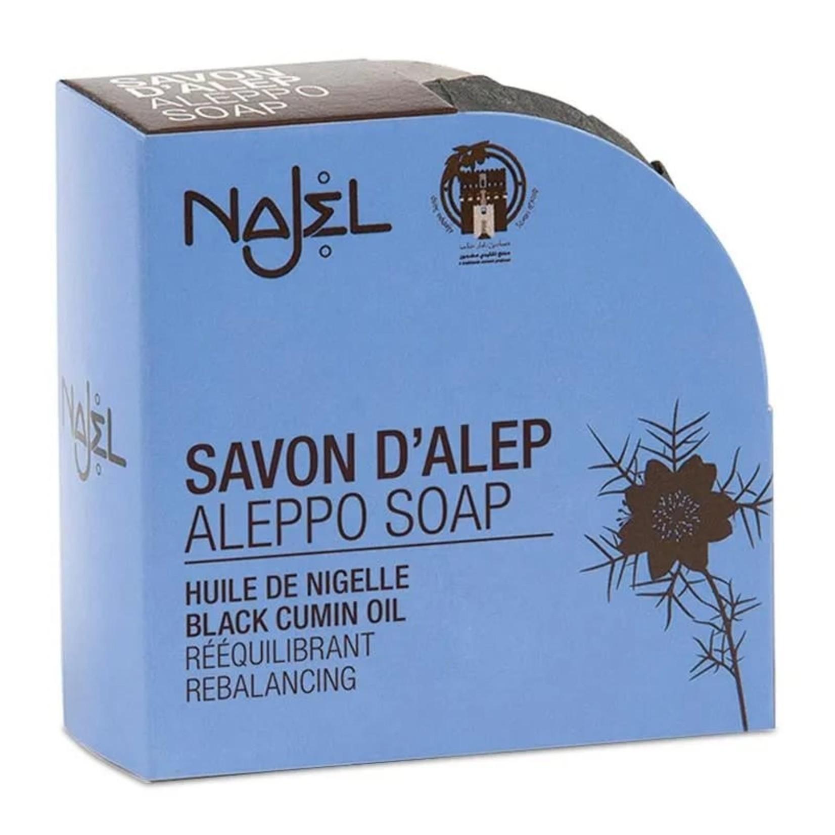 Najel Najel Aleppozeep met komijn-olie – 100 g