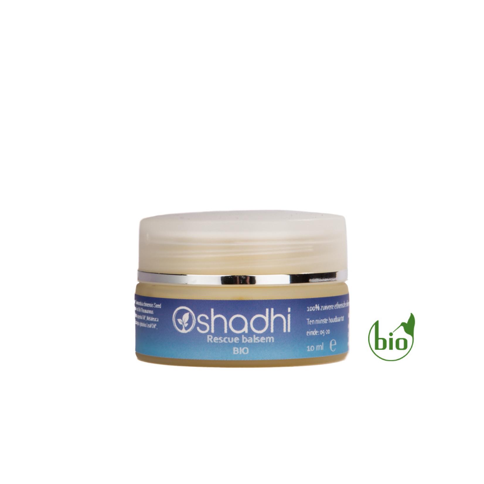 Oshadhi Rescue balsem Oshadhi - eerste hulp bij spanning & hevige pijn - 10ml