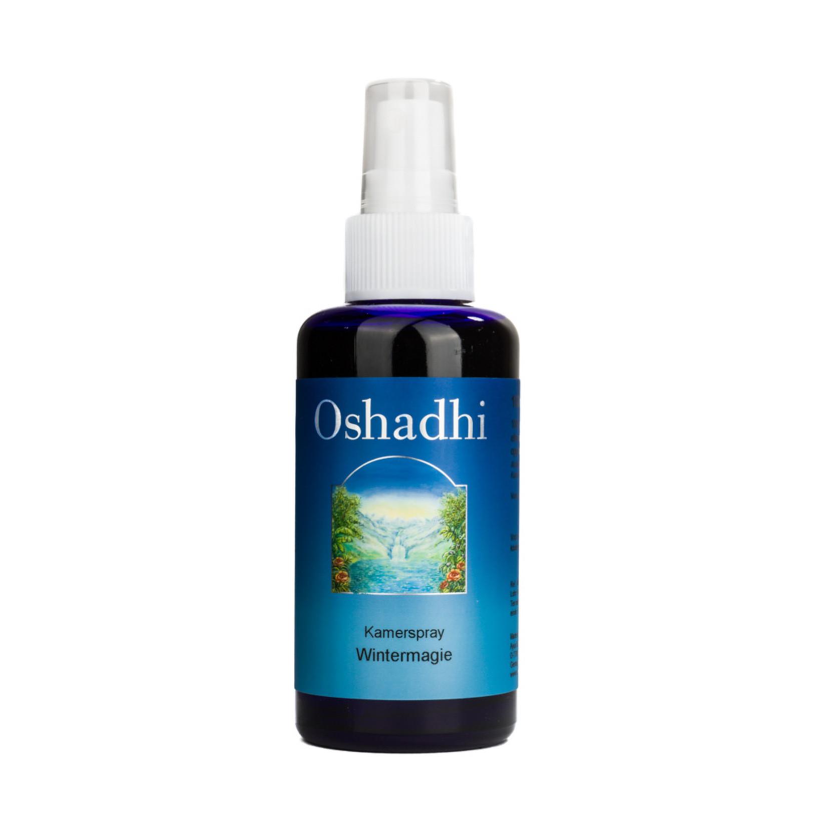 Oshadhi Roomspray Wintermagie Oshadhi - warm & gezellig winters - 100ml