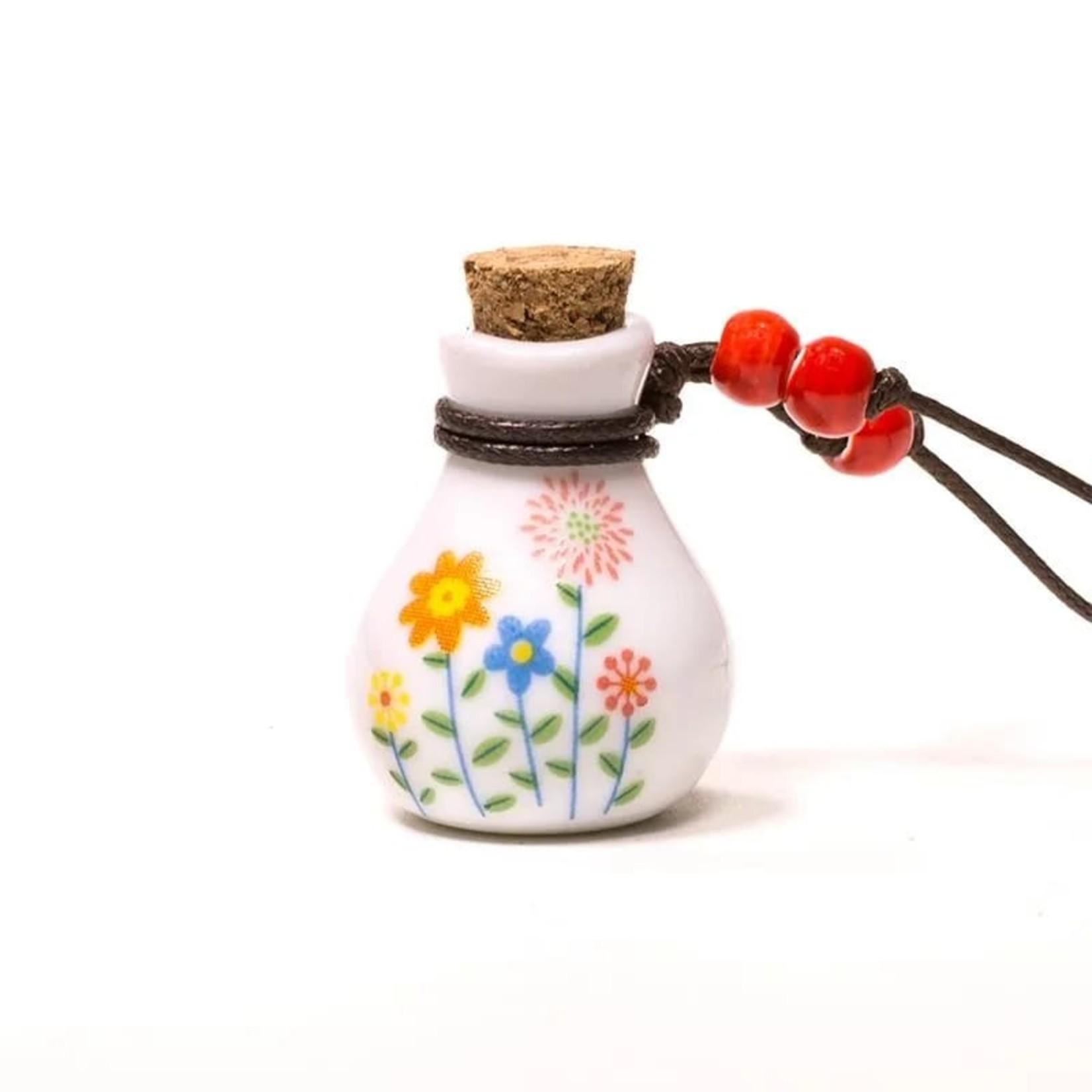 Klein lief kruikje - verspreidt subtiel aromatherapie!