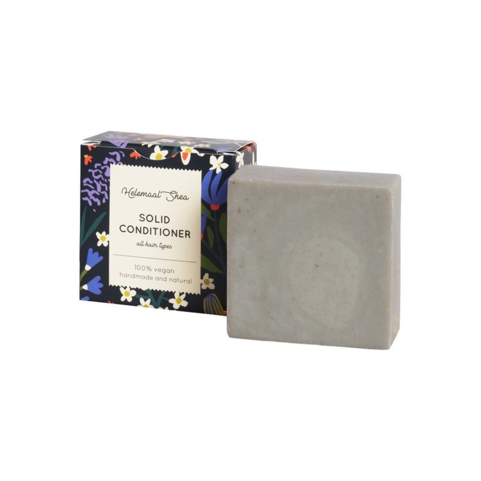 Helemaal Shea Solid conditioner bar - alle haartypes - *Helemaal Shea*