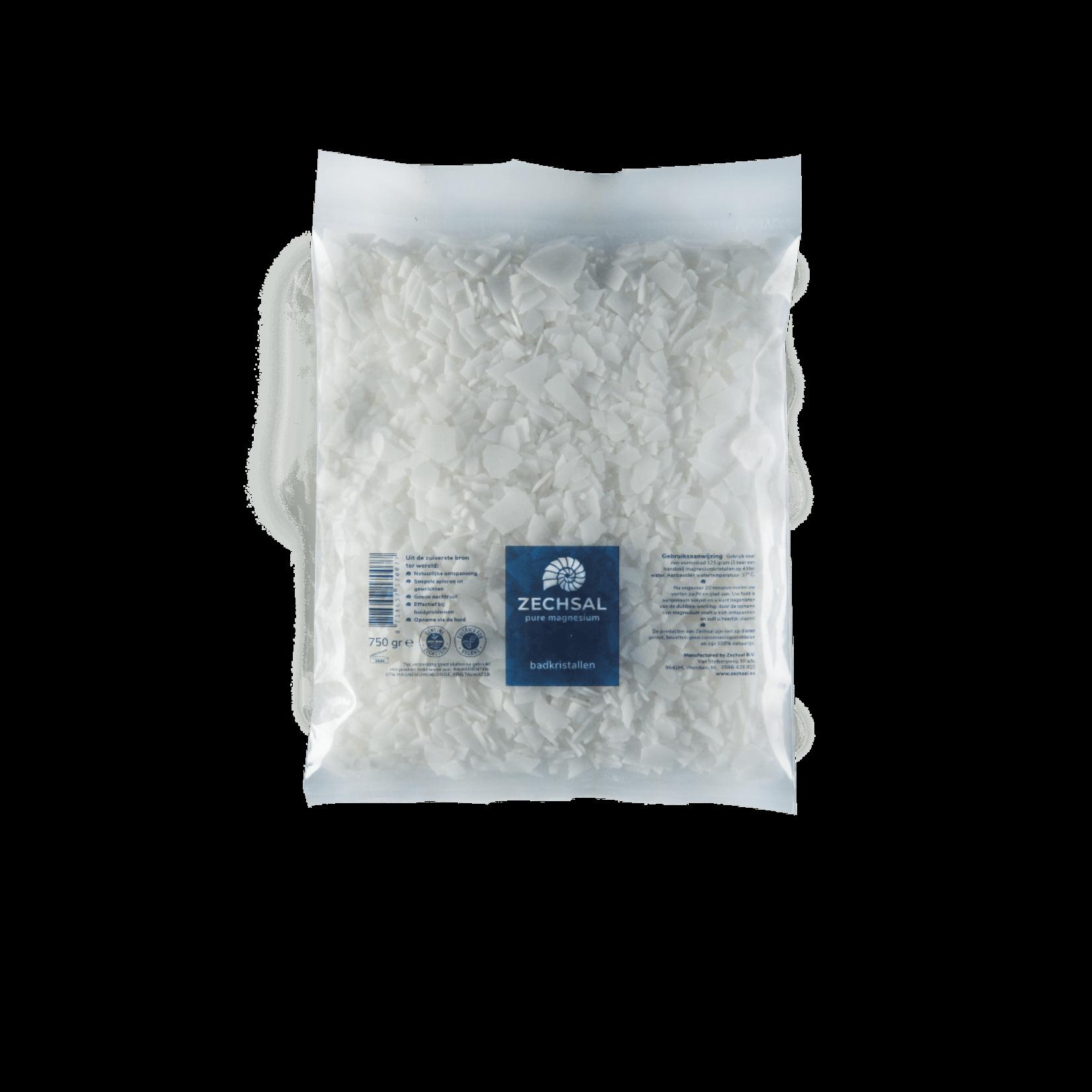 Zechsal Zechsal magnesium navulzakje voetenbad – 750g