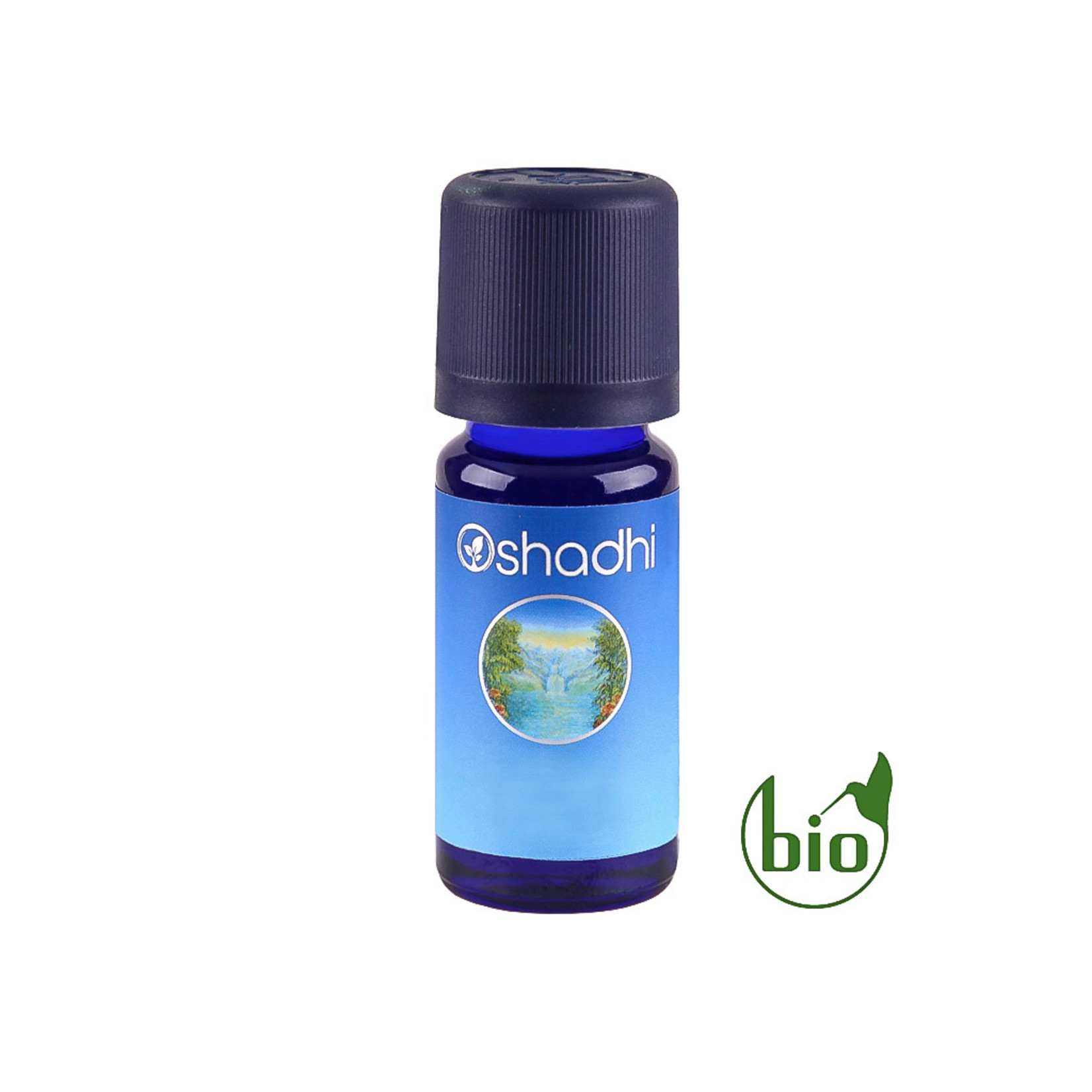 Oshadhi Rozemarijn cineol BIO essentiële olie Oshadhi - opwekkend en verwarmend - 10ml