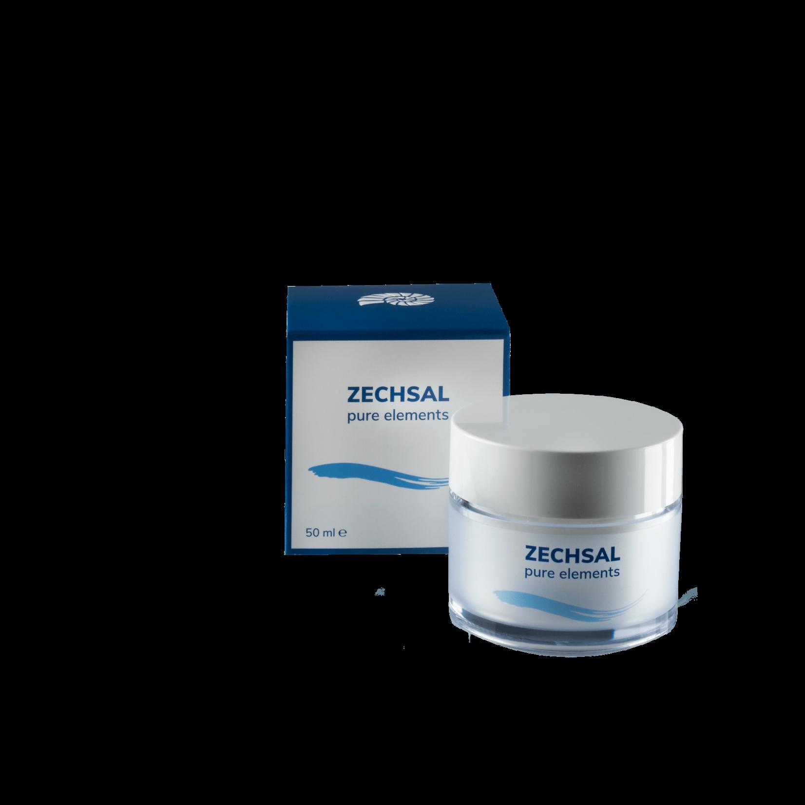 Pure elements gezichtscrème Zechsal met magnesium - liftend effect
