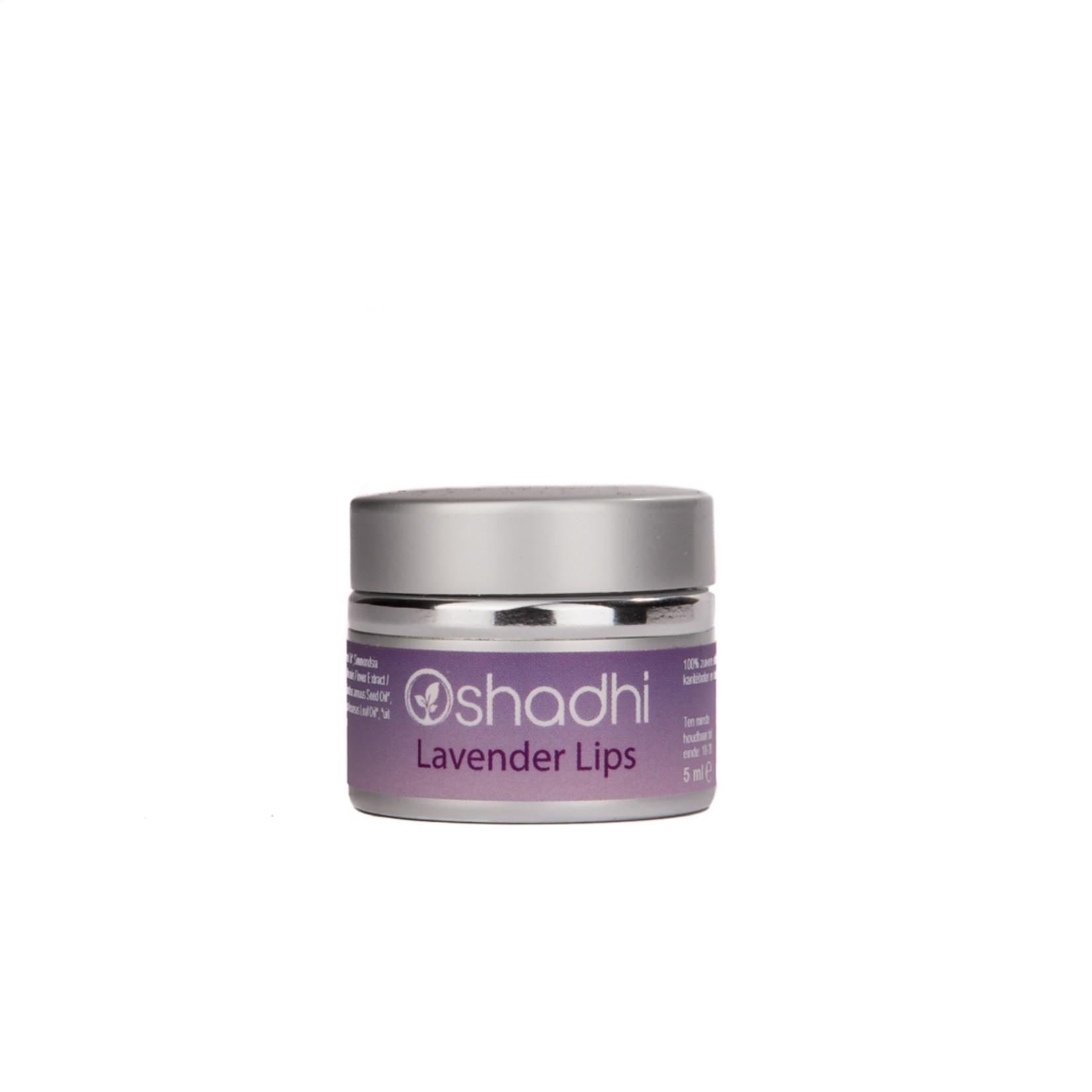 Oshadhi Lippenbalsem Lavender Lips Oshadhi - zalige lippenbalsem BIO