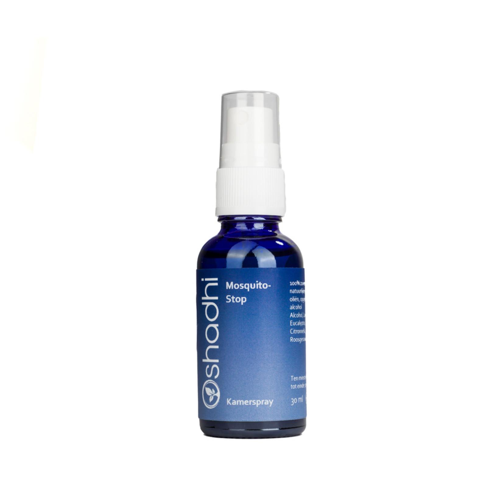 Oshadhi Anti-muggenspray Oshadhi - meeneemformaat - 30ml