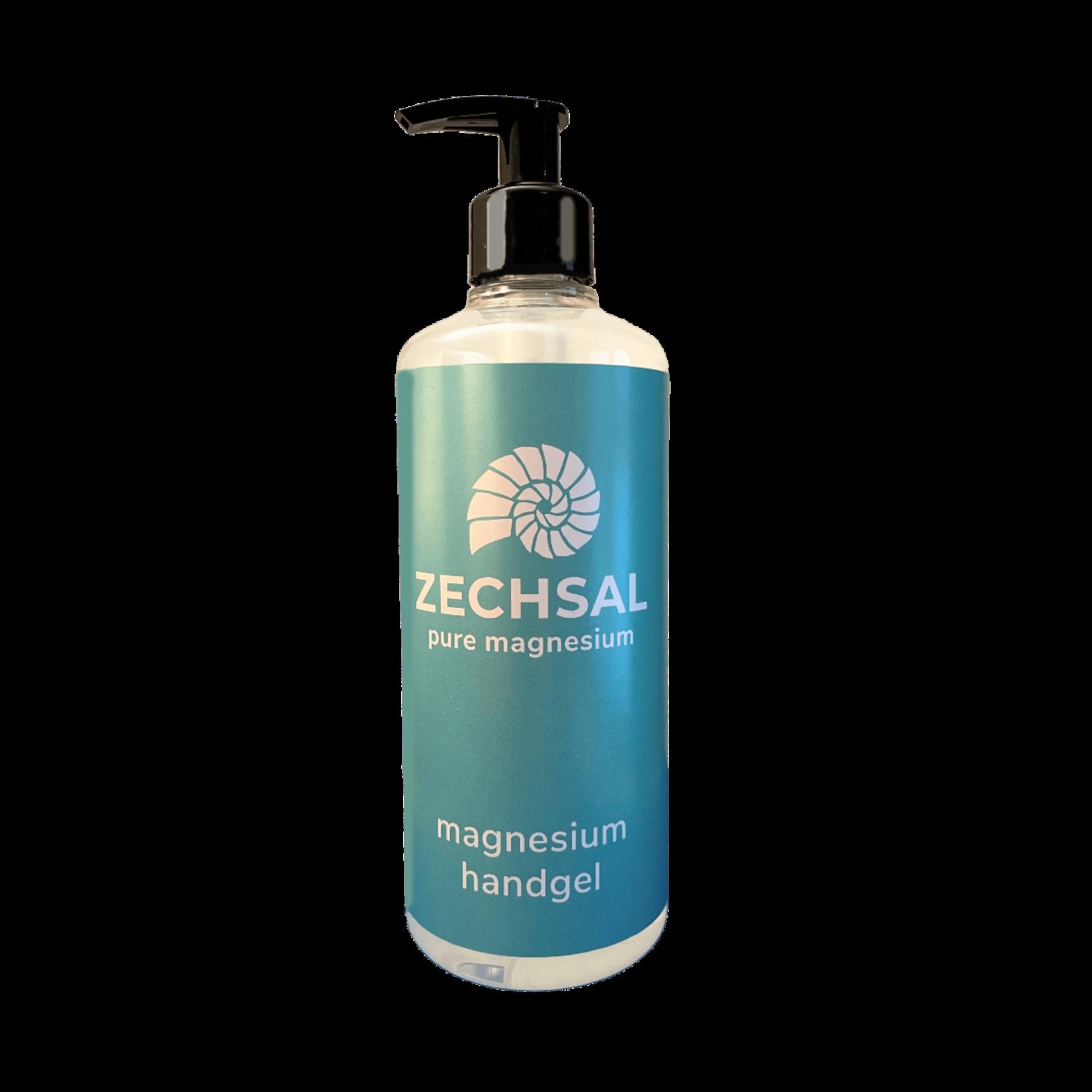 Zechsal Professioneel formaat Zechsal magnesium handgel  - desinfecteert én voedt 500ml