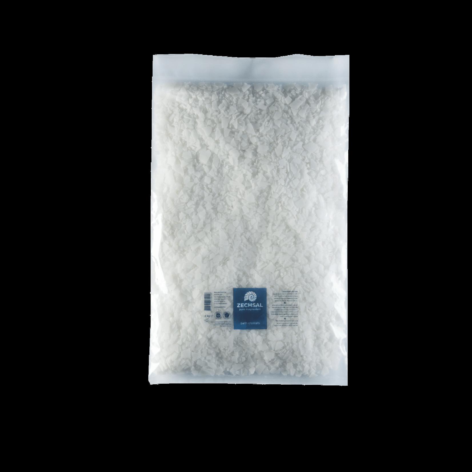 Zechsal Zechsal navulzak magnesiumvlokken 4kg