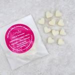 Zephorium Pampering Rose quartz wax melts - genieten van een heerlijke geur