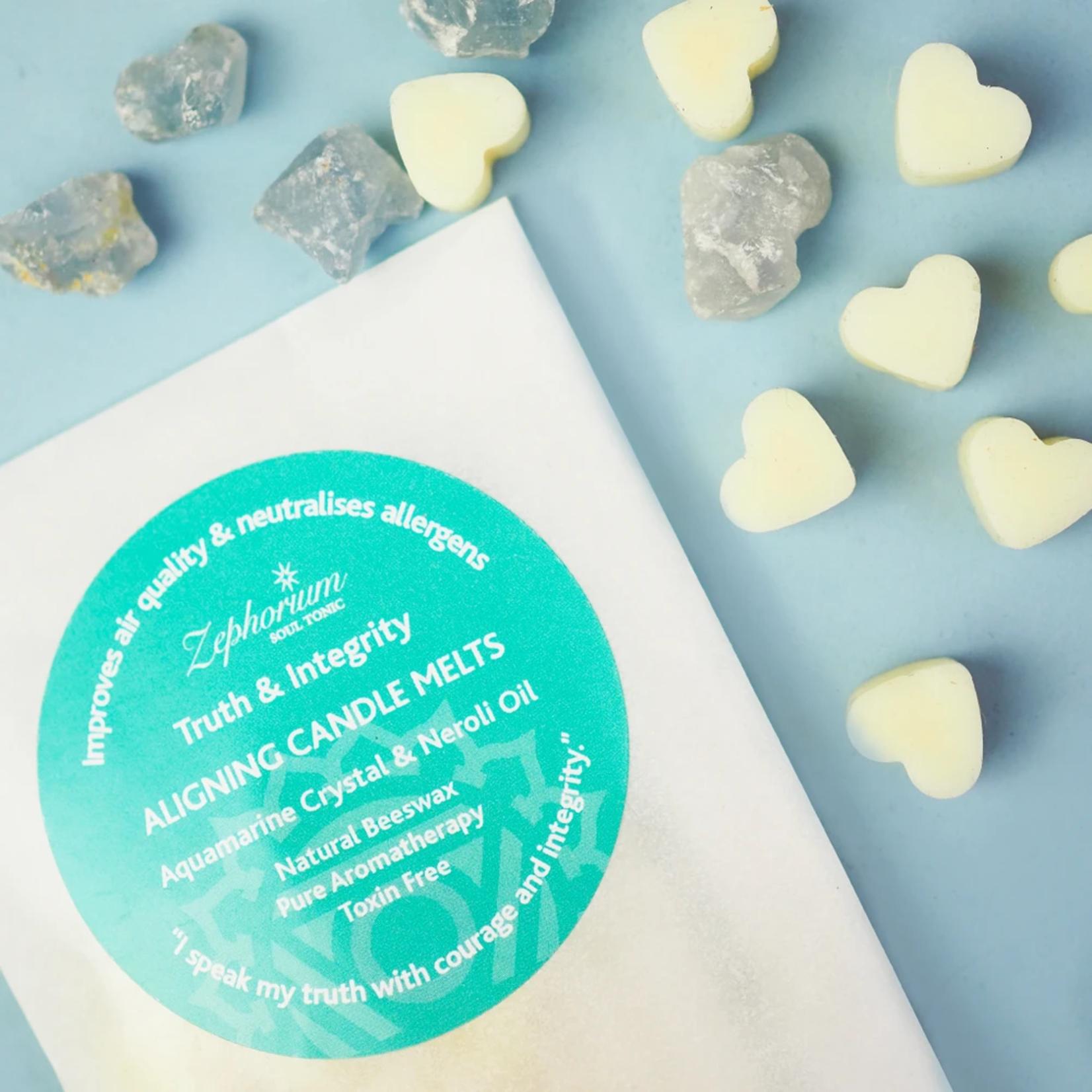 Zephorium Aquamarine wax melts - genieten van een heerlijke geur