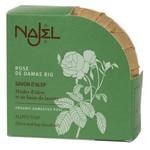 Najel Zalige aleppozeep met Damascus rozenolie