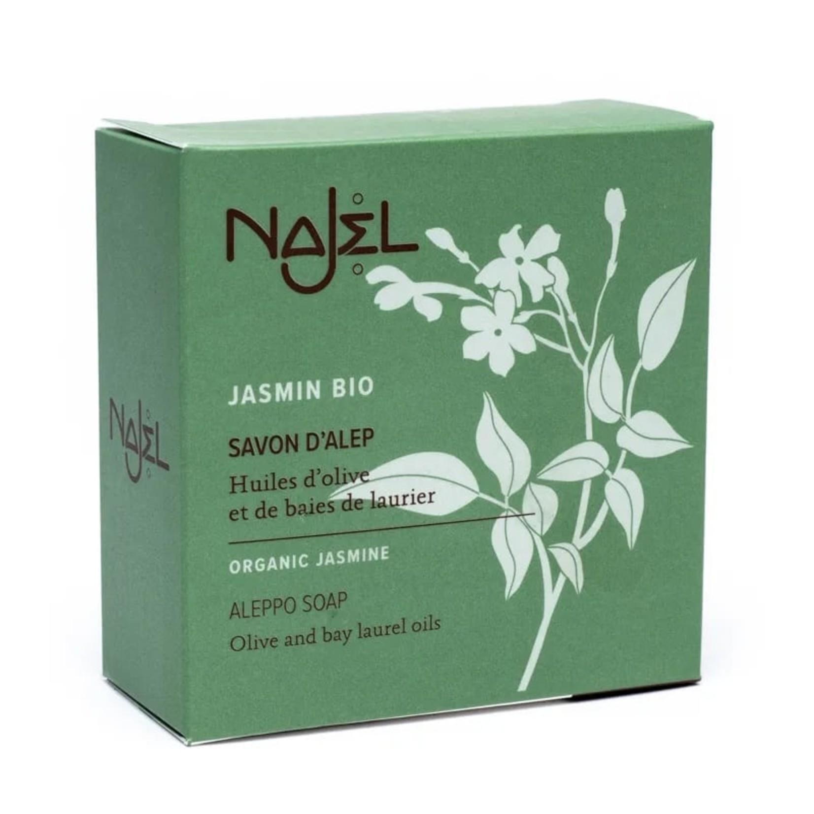 Najel Najel Aleppozeep met jasmijnolie – 100 g