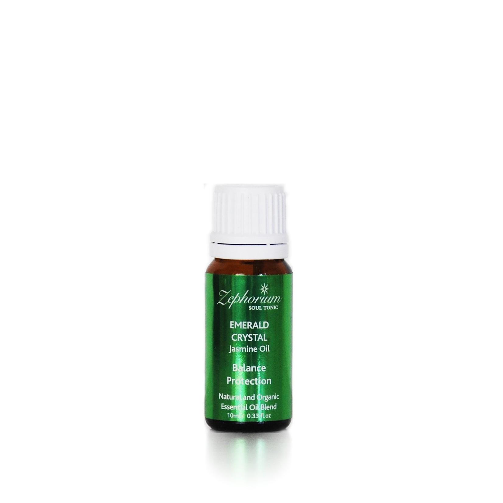 Zephorium Emerald essential oil blend - hart chakra