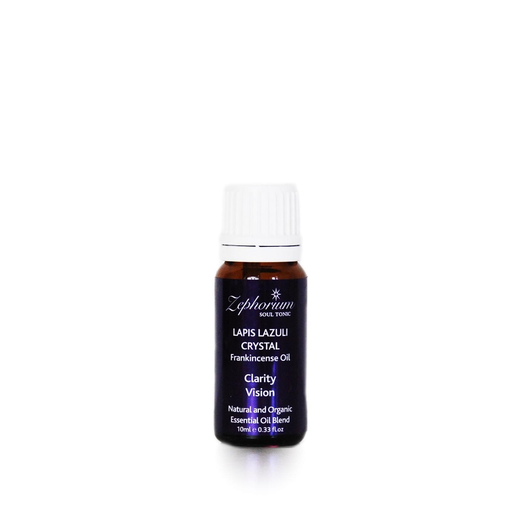 Zephorium Lapis Lazuli essential oil blend - derde oog chakra