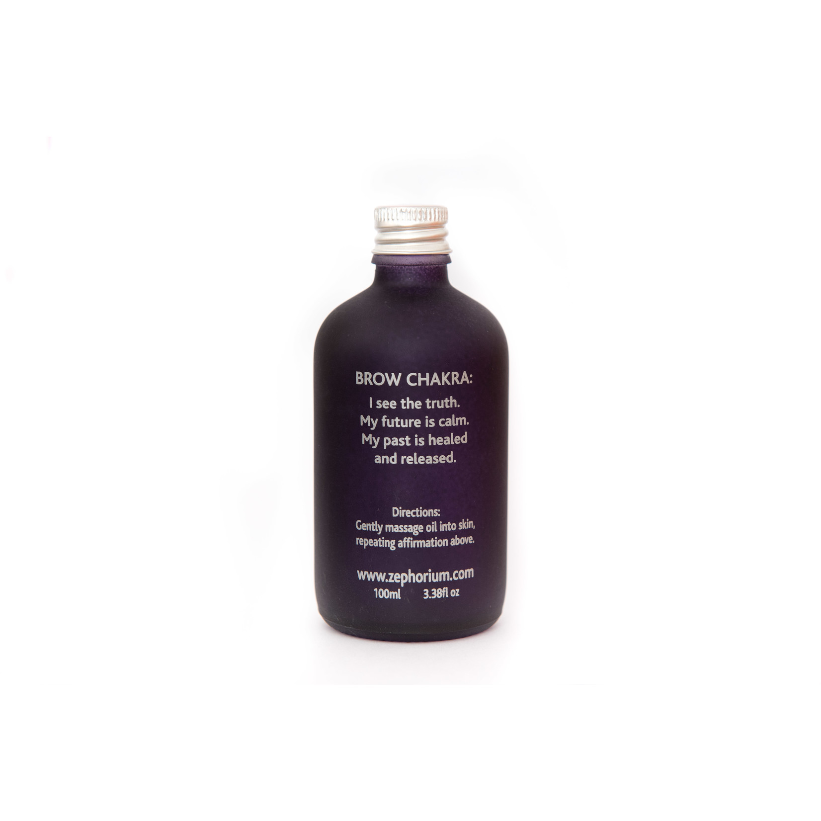 Zephorium Lapis Lazuli body & massage oil Zephorium - voorhoofdchakra