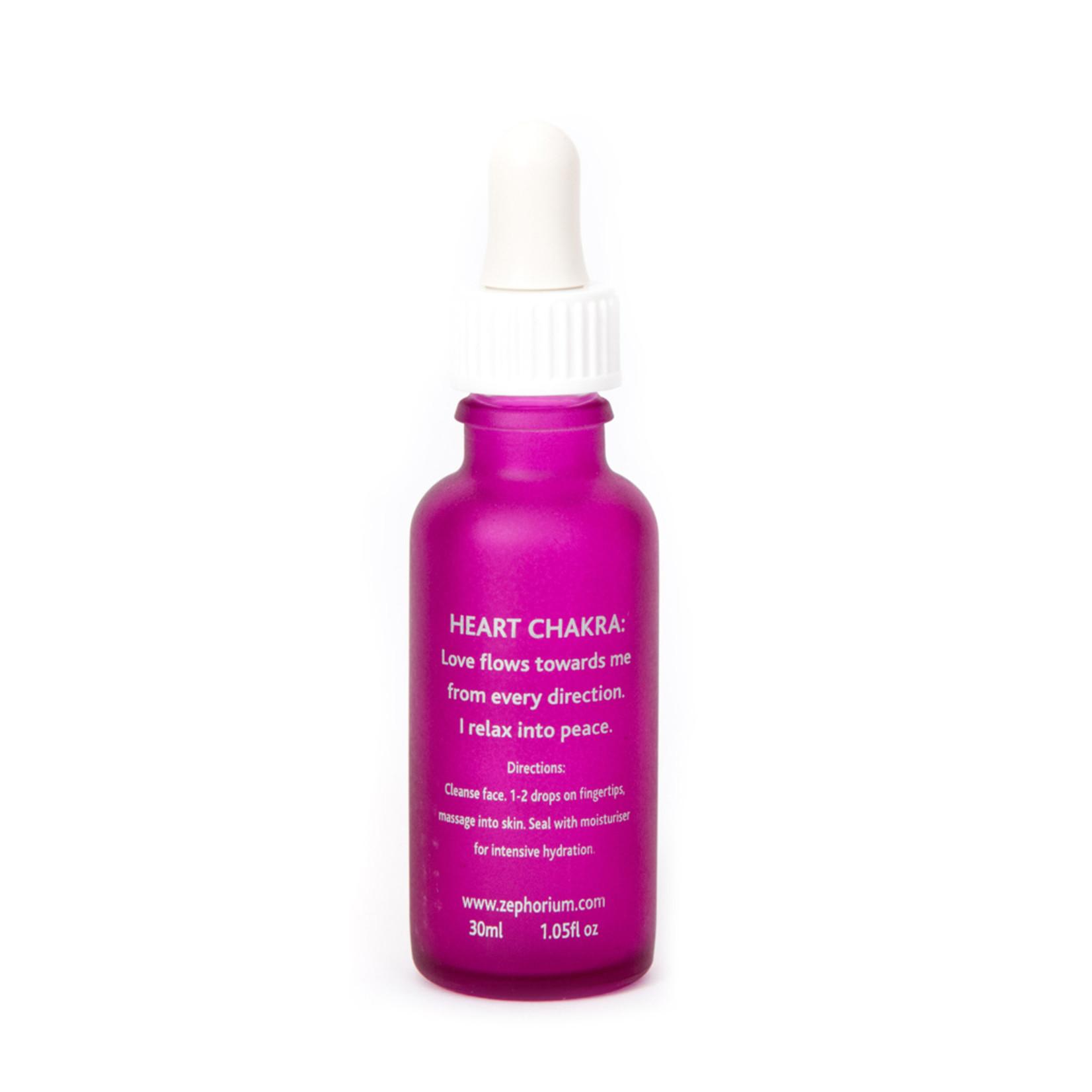 Zephorium Rose Quarts skin repair serum - voor de beschadigde / geïrriteerde huid
