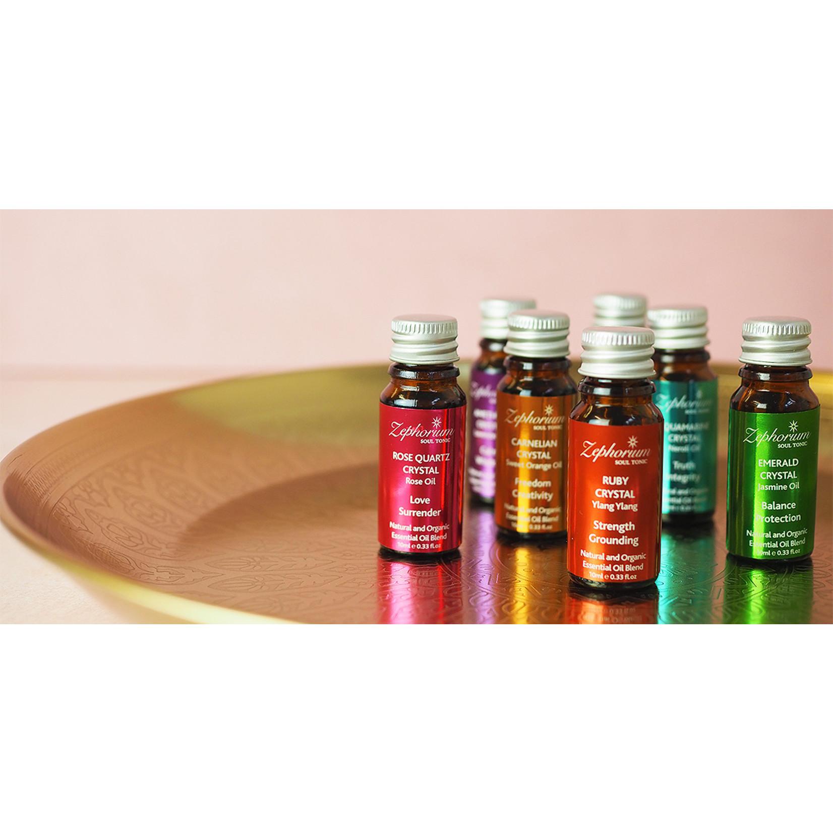 Citrine essential oil blend - solar plexus