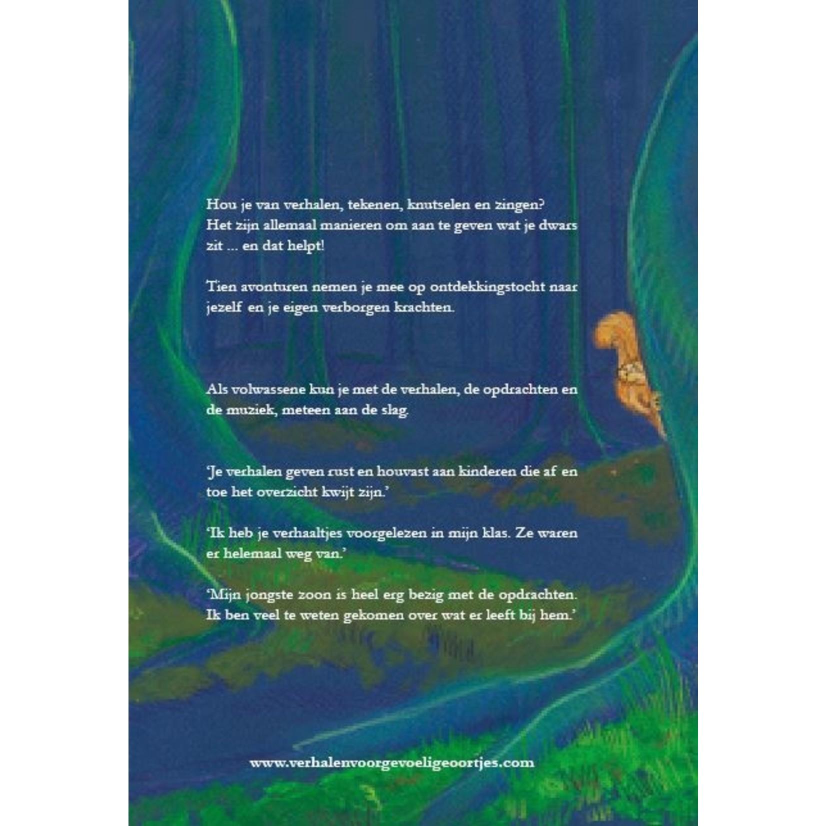 Verhalen voor gevoelige oortjes - Wendy Janssens - boek voor hooggevoelige kinderen