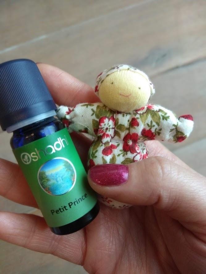 Aromatherapie bij baby's en jonge kinderen