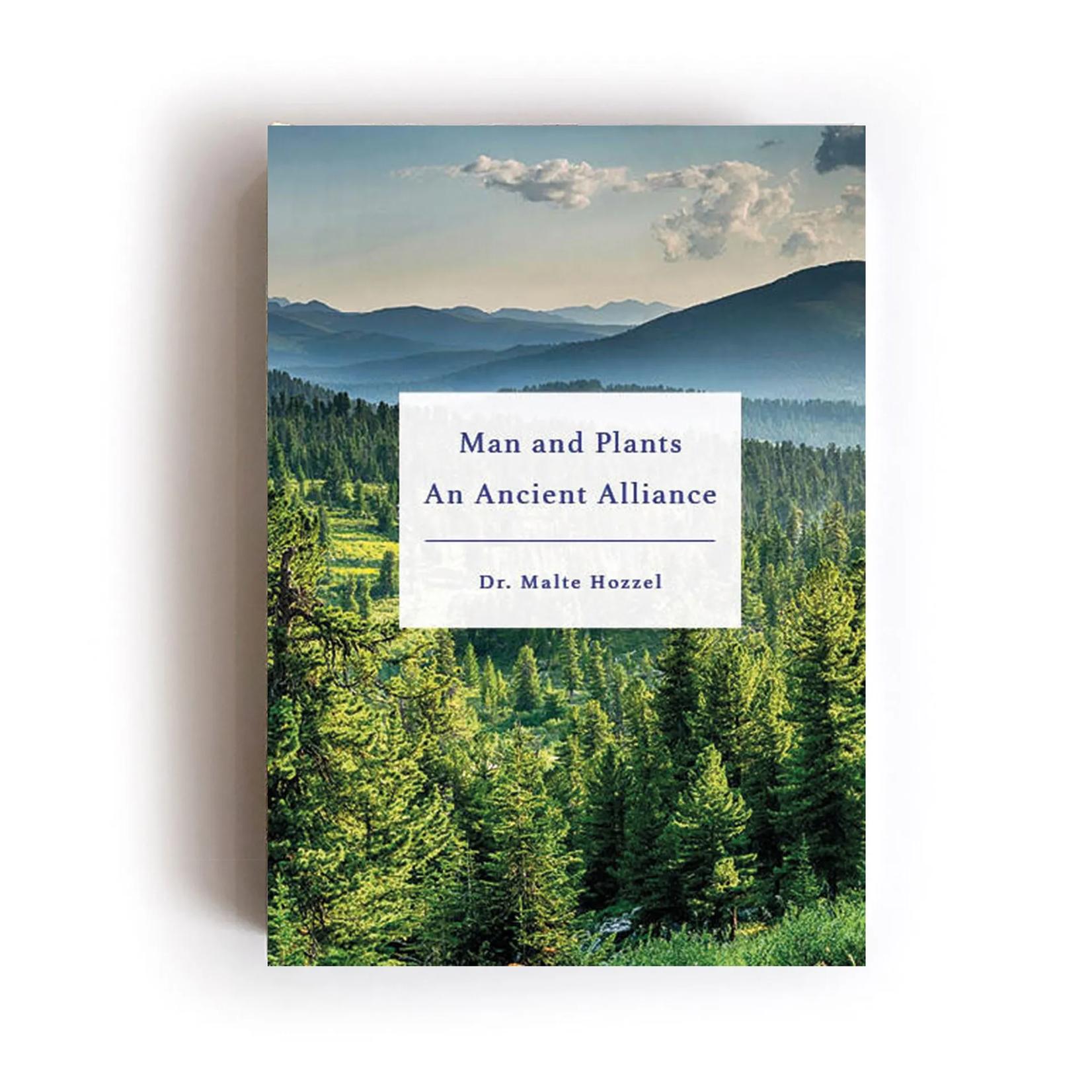 Oshadhi Boek - Man and plants, an ancient alliance - Dr. Malte Hozzel