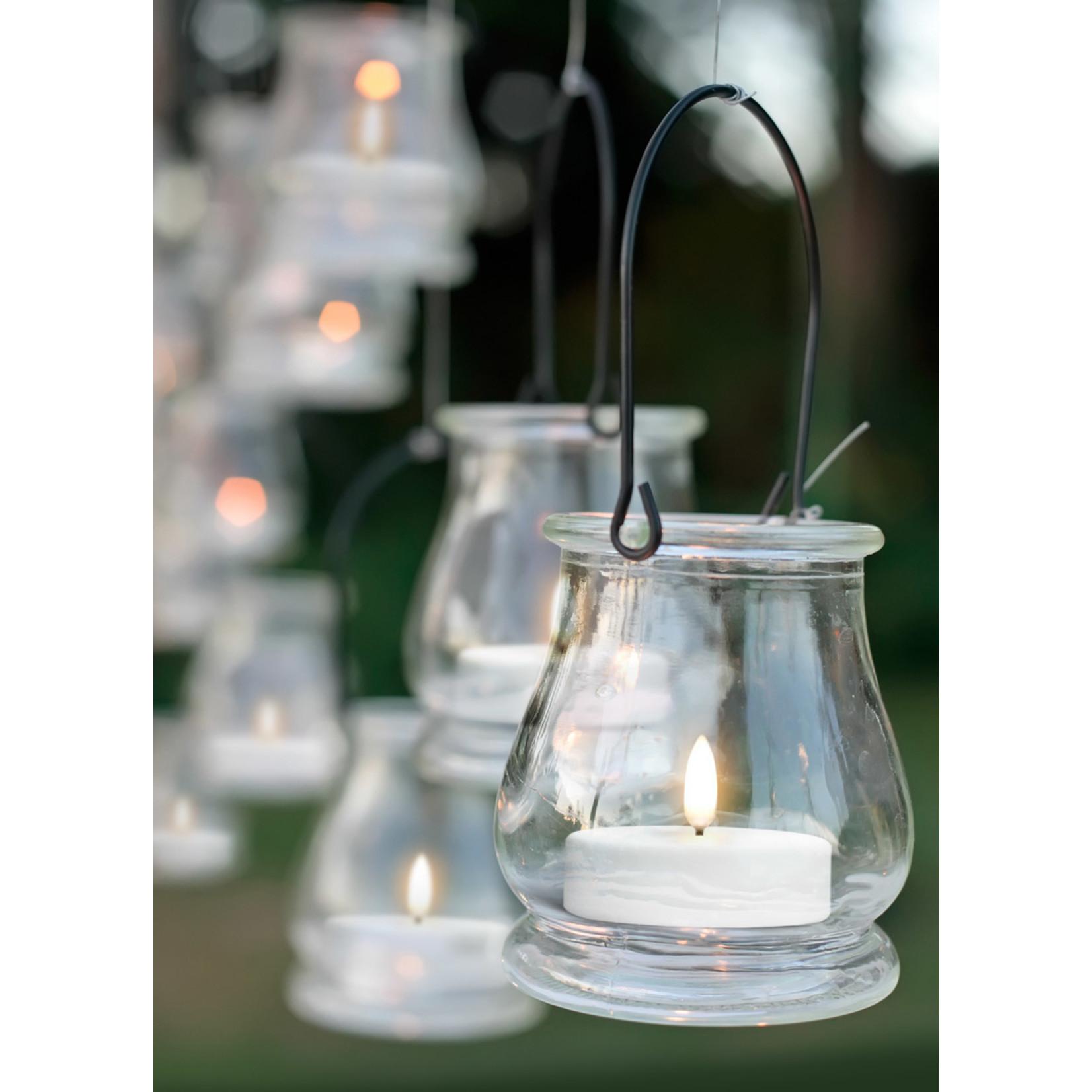 UYUNI LIGHTING LED MAXI TEA-LIGHT - NORDIC WHITE - Ø6,1 x 2,2 CM