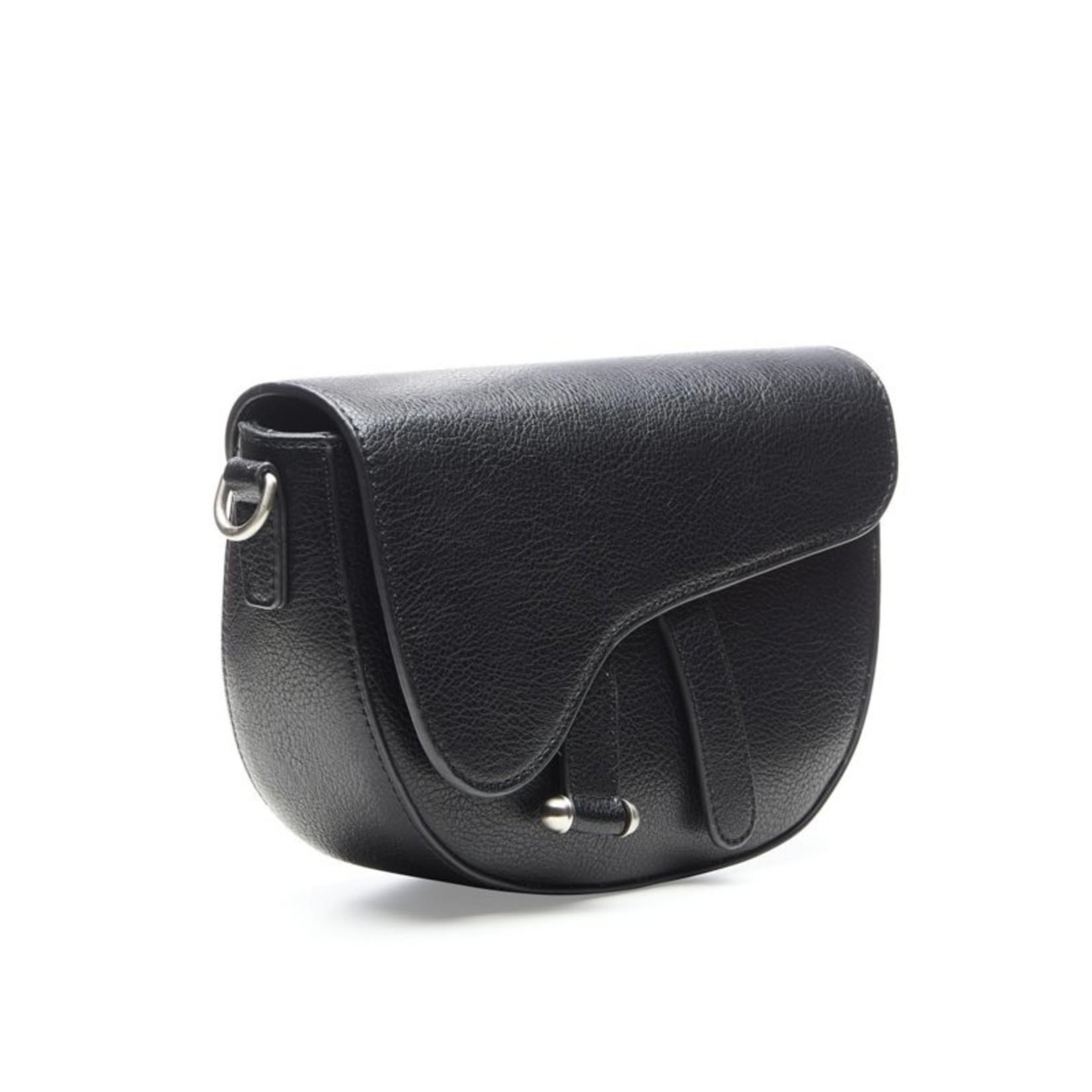 Brasca Brasca Saddle Bag zwart