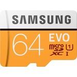Samsung EVO flashgeheugen 64 GB MicroSDXC Klasse 10 UHS-I