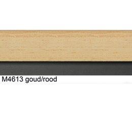 Nassau Goud/ Rood